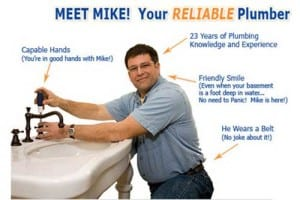 Meet Mike, Your Reliable Plumber