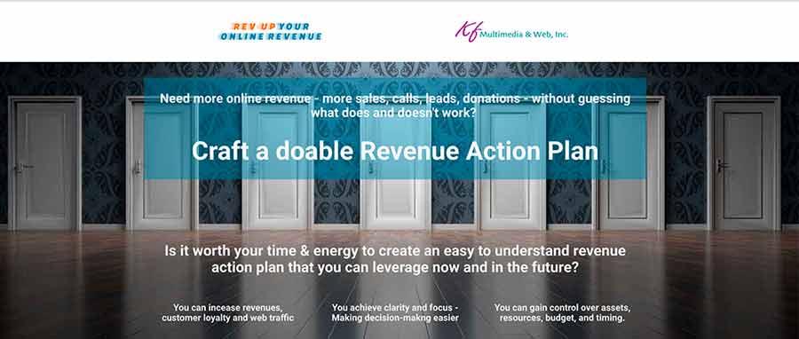 Craft a doable Revenue Action Plan