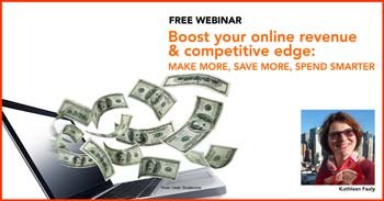 Free Webinar: Boost Your Online Revenue and Competitive Edge